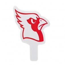Hand Fan - Cardinal