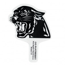 Hand Fan - Panther