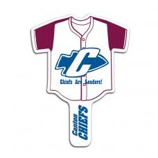 Hand Fan - Baseball Jersey