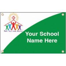 Banner - Catholic School Week - 3X4