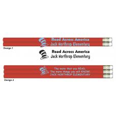 Dr. Seuss Custom Pencils
