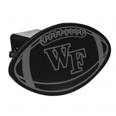 "Hitch Cover - 3 1/2"" x 6"" Football"