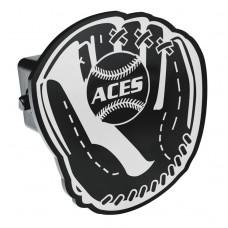 "Hitch Cover - 5"" Baseball Glove"