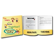 Kindergarten Round-Up Folders