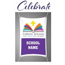 Banner - Catholic Schools Week