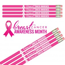 Breast Cancer Awareness - Pencils