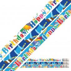 Happy Birthday Pencils