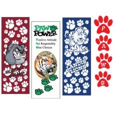 Custom Paper Bookmarks - Bookstore