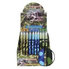 Pop-A-Point Colorful Camo Pencils
