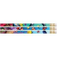 Ocean life pencils