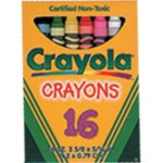 Crayola 16 ct. regular