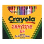 Crayola 64 ct. regular