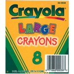 Crayola 8 ct. large