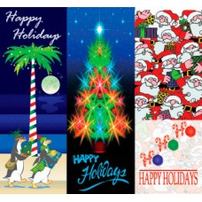 CHRISTMAS Bookmarks - Bookstore