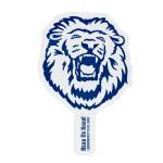 Hand Fan - Lion