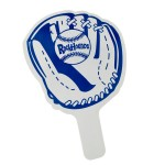 Hand Fan - Baseball Mitt