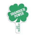 Hand Fan - Shamrock