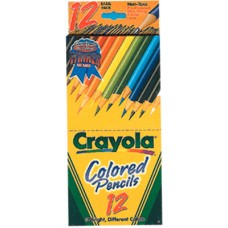 Crayola 12 ct. long