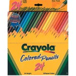 Crayola 24 ct. long