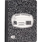 Sewn Composition Books - Black and White