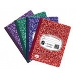 Sewn Composition Books - Assorted Colors