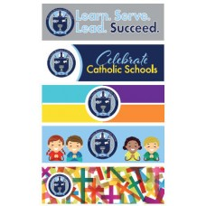 Custom Catholic Schools Week Bookmark