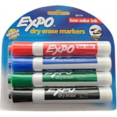 Expo 2 (4 color set)