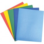 Pocket Folders - Assorted Colors