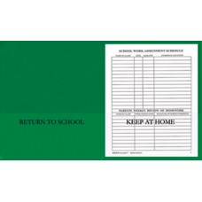 Communication Folders - Green