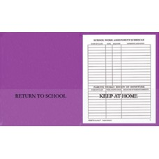 Communication Folders - Purple