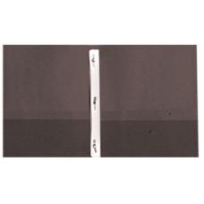 Pocket & Clip Folders - Black