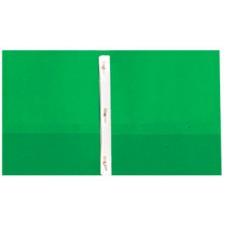 Pocket & Clip Folders - Green