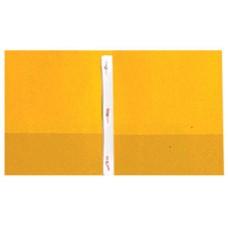 Pocket & Clip Folders - Orange