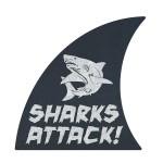 """13"""" Shark Fin"""
