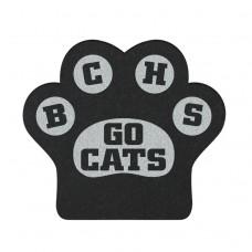 "10"" Bobcat Paw"