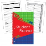 Undated Page Student Planners