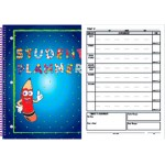 Undated Elementary Student Planners