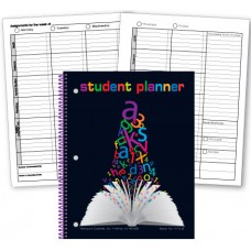 "11"" x 8.5"" UNDATED Elementary/Middle School Student Planners"