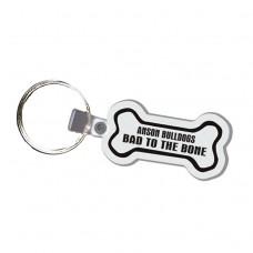 Key Tag - Bone