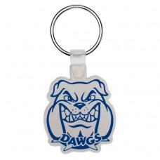 Key Tag - Bulldog Head