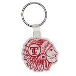Key Tag - Indian Head