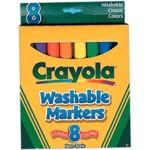 Crayola 8 ct. washable