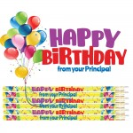 Happy Birthday from your Principal