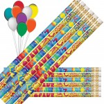 Birthday Cake Scented Pencils