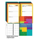 "8.5"" x 5.5"" DATED Middle/High School Stock Item Planner"