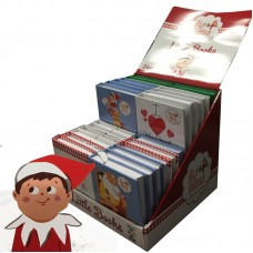 Christmas Elf on a Shelf Little Journals
