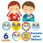 Catholic Schools Week - Stickers
