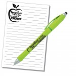 Teacher Appreciation Scratch Pad & BIC Stylus
