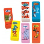 Dr. Seuss Beveled Erasers