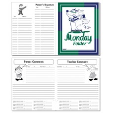 Monday Folders - Communication